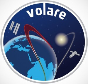 Mission Volare Patch