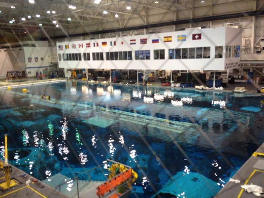 Sonny Carter Training Facility - Neutral Buoyancy Laboratory at JSC