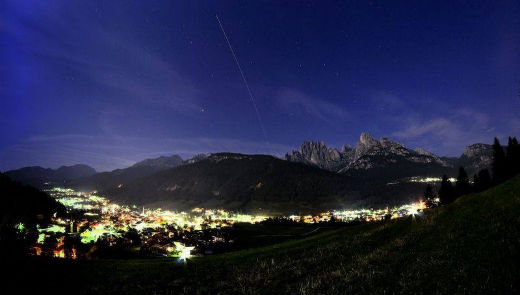 Picture taken in Italy, Pozza Val di Fassa on August 21, 2013. Camera: Nikon d3100. Lens: samyang 8mm aspherical