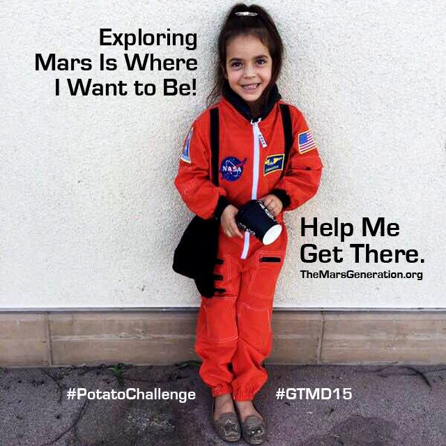 Give to the Max Day 2015 Potato Challenge