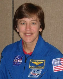 Captain Wendy Lawrence Astronaut