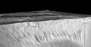 digital terrain model mars