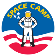 u.s. space camp logo