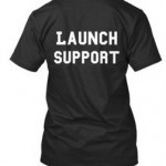 TMG Launch Support T-Shirt