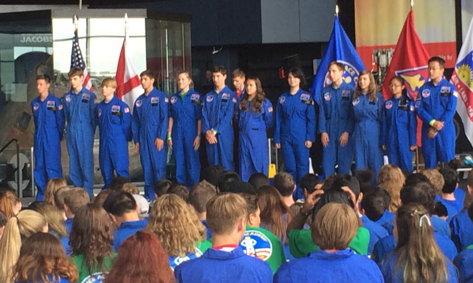 space camp scholarships