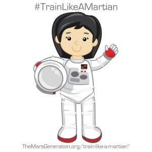 Train-Like-a-Martian The Mars Generation